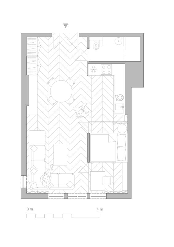 Mieszkanie w Kamienicy